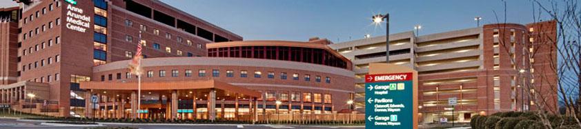 Anne Arundel Medical Center > Home